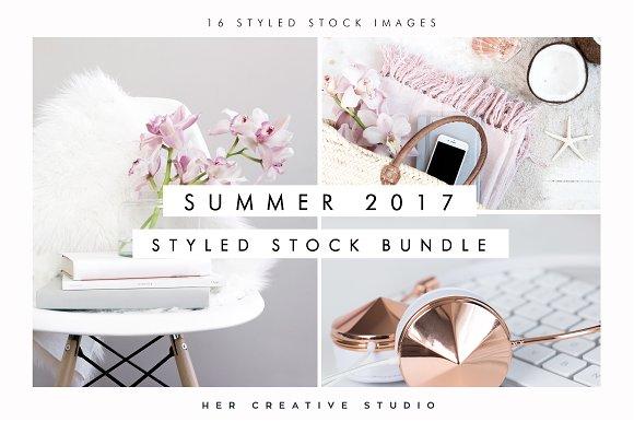 Summer Styled Stock Bundle