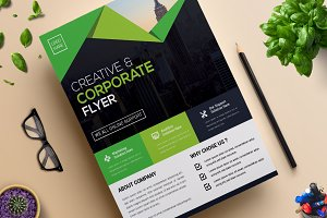 Corporate Business Flyer | Vol. 09