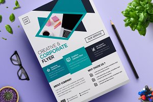Corporate Business Flyer | Vol. 10