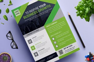 Corporate Business Flyer | Vol. 14