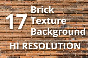 17 Brick texture background (Brick2)