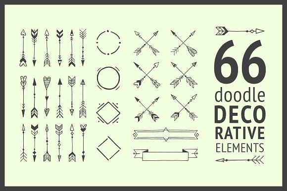 Doodle Decoration Bundle