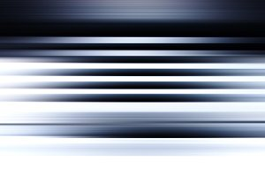 Horizontal grey motion blur abstract background