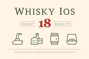 Whisky Ios Icons