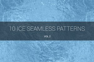 Ice Seamless Patterns (v 2)