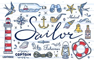 Sailor Illustrations