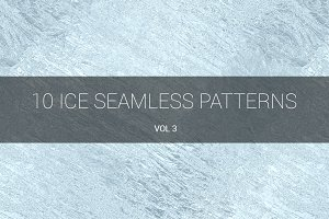 Ice Seamless Patterns (v 3)