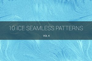 Ice Seamless Patterns (v 4)