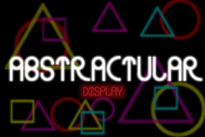 Abstracular Typeface