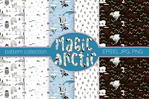Magic Arctic pattern collection