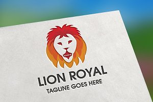 Lion Royal Logo