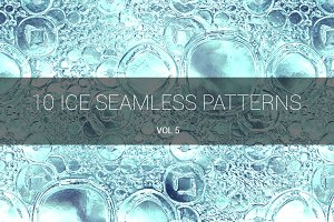 Ice Seamless Patterns (v 5)