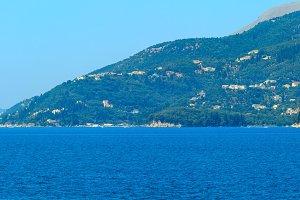 Chalkidiki summer coast, Greece