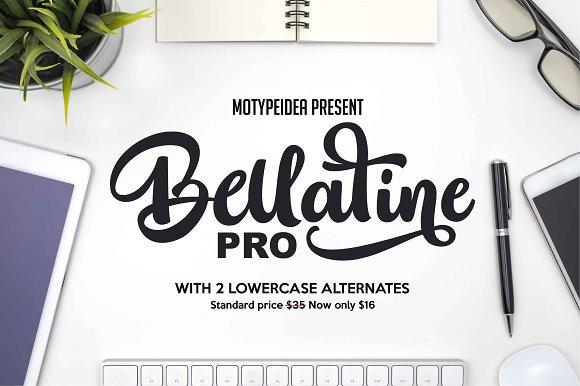 Bellatine Pro - Script