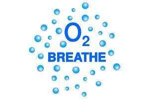 Oxygen - breathe