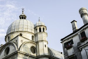 Santa Lucia church Venice