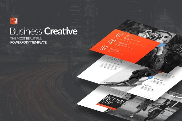 Business Creative PowerPoint