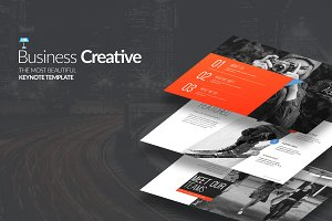 Business Creative Keynote