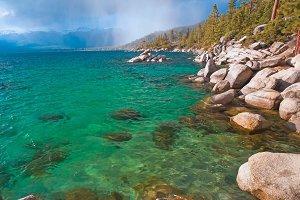 North Lake Tahoe Scene