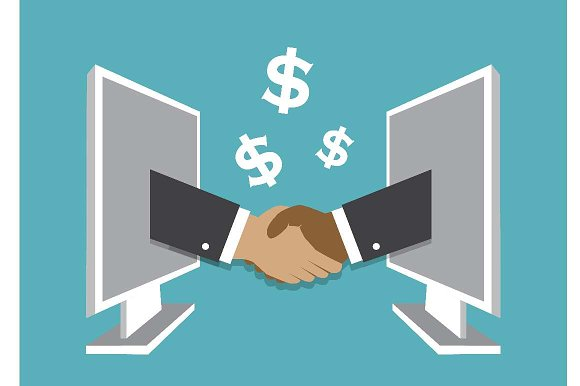 Handshake And Bargain