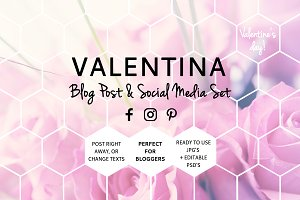 Valentina Blog Post & Social Media