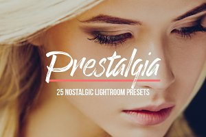 25 Retro Lightroom Presets
