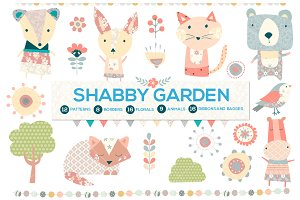 Shabby Chic Garden Bundle