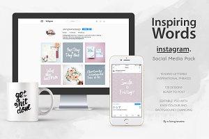 Instagram Social Media bundle