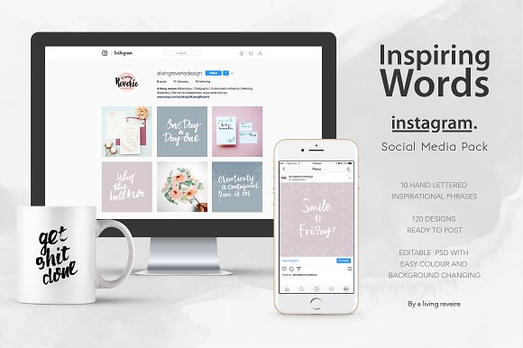 Instagram Social Media Bundle