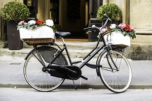 Italian vintage bicycle