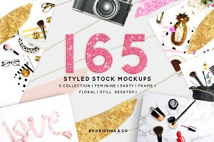 %Sale 165 Styled Stock Mockups