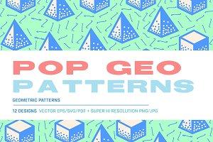 Pop Geo Patterns