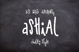 Ashial-Chalky style 50% off