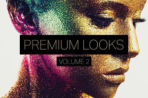 20 Premium Lightroom Presets (Vol 2)