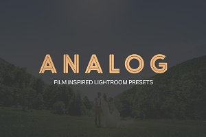 Film Inspired Lightroom Presets