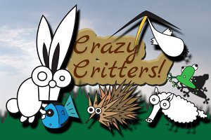 Critters ~Vector~ .ai .eps .svg