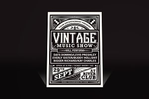 Vintage Music Show