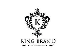 King Brand Logo