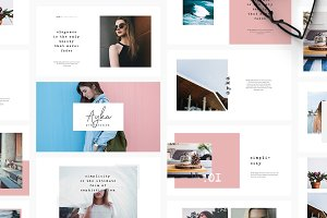 Ayka Keynote Template