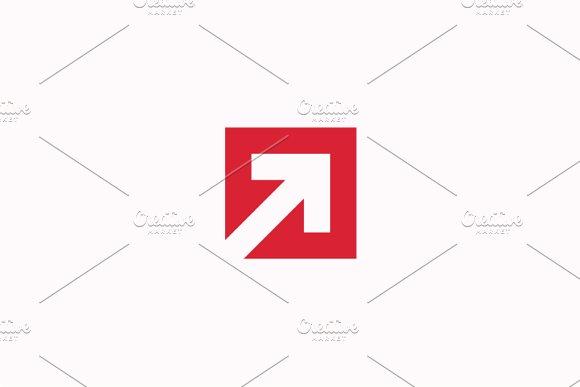 Square Arrow Logo