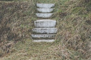Stony Stairs