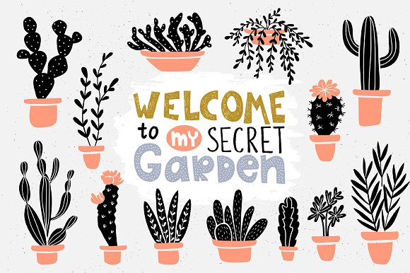 Secret Garden Collection #2