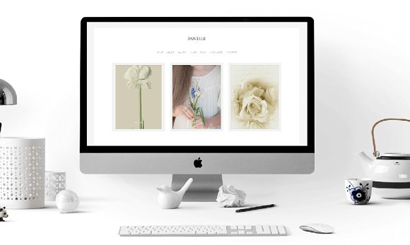Danielle Divi Wordpress Theme