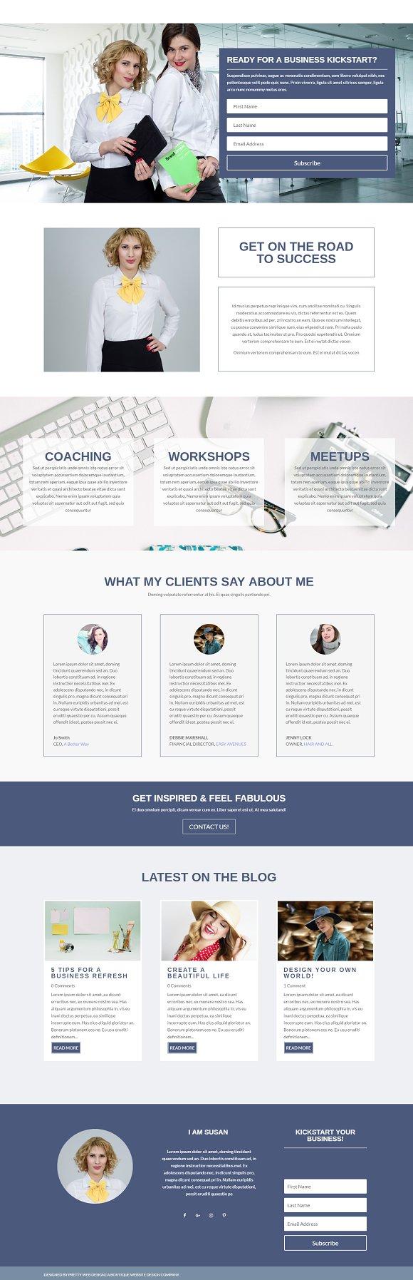 Engage WordPress Child Theme