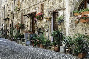 Traditional Italian homes