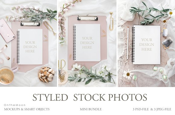 MOCKUPS MINI BUNDLE