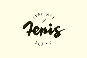 Feris Script