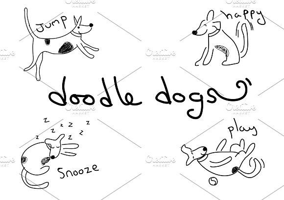 Super Cute Doodle Dogs