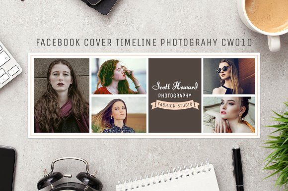 Facebook Photography Template CW010