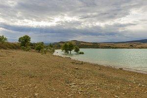 The Alloz reservoir